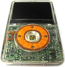 See Your iPod's Innards