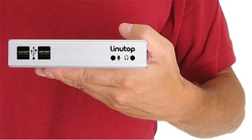 Linutop Linux Micro PC