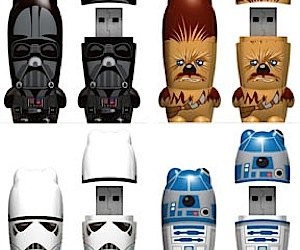 4th Star Wars Mimobot Flash Drive Revealed
