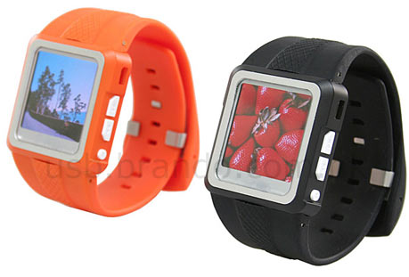 Video Watch Plays Mp4s for Under $100