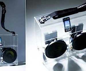 Nokia's Clear Boombox