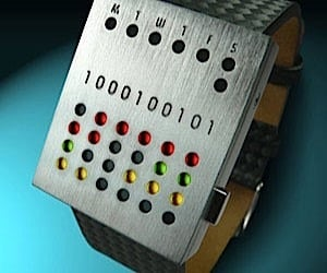 Funky LED Watch From Tokyoflash