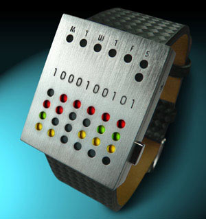Tokyoflash Binary Watch