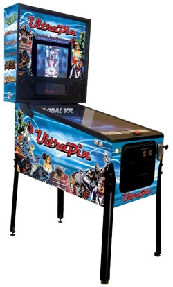 Pinball Reincarnated in Digital Format