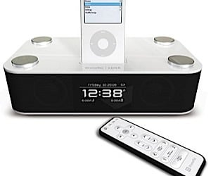 Xtrememac Luna: iPod Alarm Clock Radio