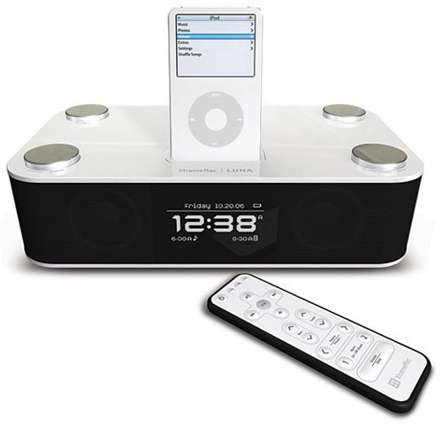 XtremeMac LUNA Alarm Clock Radio