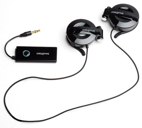 Creative SE2300 Wireless Bluetooth Headphones