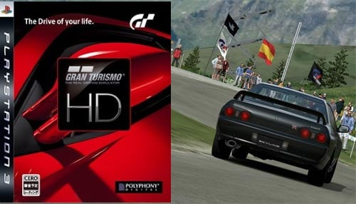 PS3 Gran Turismo HD Concept Free Download