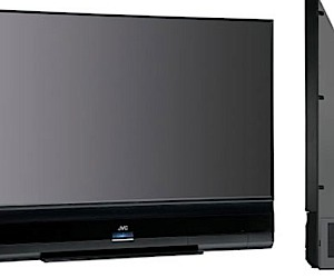 Jvc HD-Ila Rear Projection Televisions Slim Down