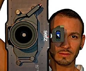 Seitz 160 Megapixel Camera