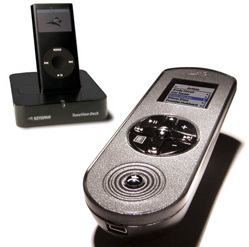 Tuneview for iPod: Heavy Duty Remote Control