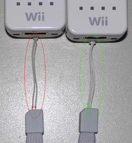 Nintendo Wii Improved Wrist Straps
