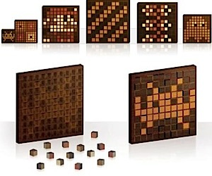 Woodpixel: Create Your Own Pixel Art From Wood