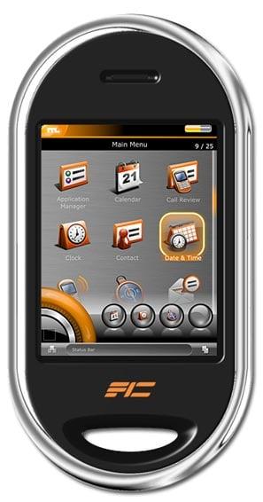FIC Neo1973 OpenMoko Phone