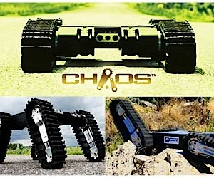 Chaos: One Tough Robot