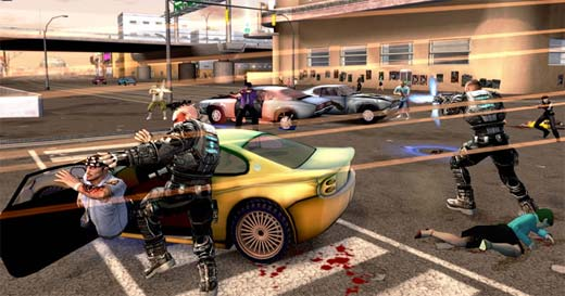 Crackdown for Xbox 360
