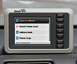Dash Express Gps to Get Yahoo! Local Search