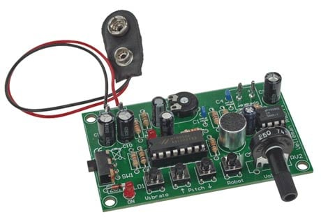 DIY Digital Voice Changer Kit