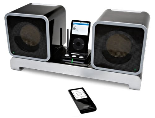 Griffin Evolve: Wireless iPod Speaker System
