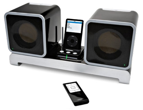 Griffin Evolve Wireless Sound System for iPod