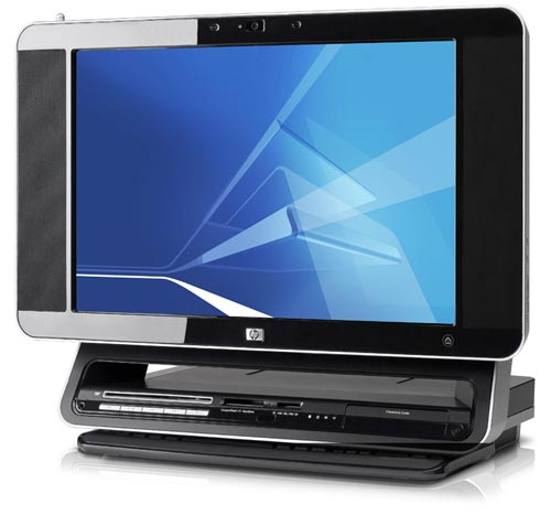 Hp Touchsmart Pc: Take That iMac!