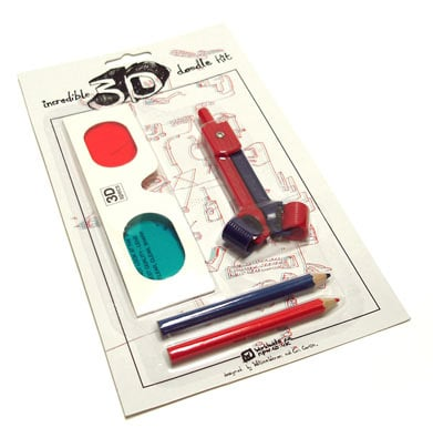 Incredible 3D Doodle Kit