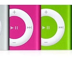 IPod 2g Shuffle Now in Color