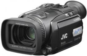 JVC Everio GZ-HD7 HD Camcorder