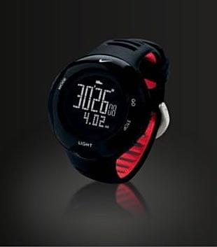 Nike Speed+ LCD Watch