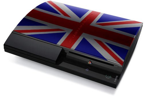 Playstation 3 U.K. Launch Date