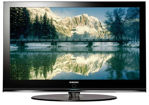 Samsung 50 and 58-Inch 1080p Plasma Sets Announced