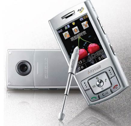 Samsung SCH-W559 Touchscreen Phone