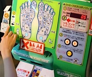 Weird Japan: Sega Foot Massager