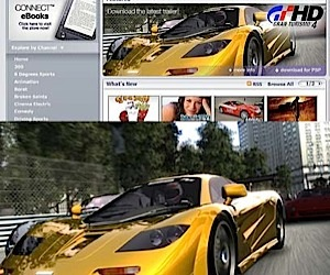 Whoops: Sony Posts Pgr3 Screenshot as Gran Turismo HD