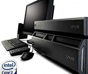 Sony Vaio R Master: Quad Core Pc Power, but at a Price.