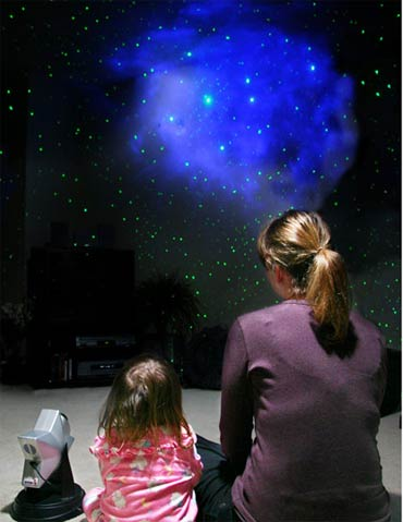 Turn Your Walls Into a Starfield