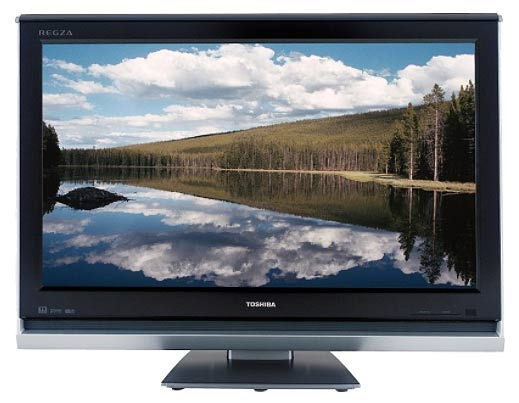Toshiba Regza 1080p Full HD LCD Displays Announced