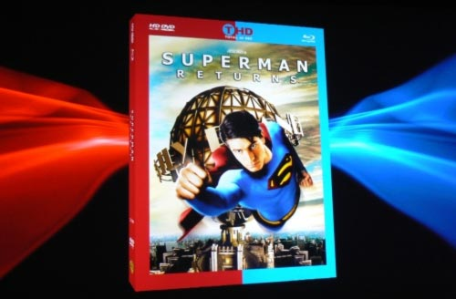 Warner Total Hi Def: Blu-ray / HD DVD Combo Discs Confirmed