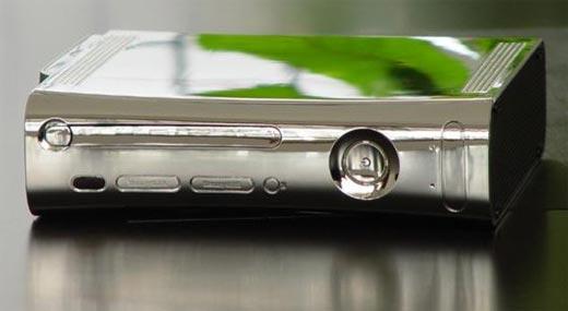 Xbox 360 Chrome Shell