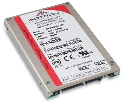 The End of the Hard Disk: Solid State Drives Hit 160gb