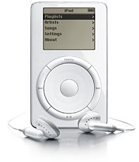 Apple iPod 1G Music Player