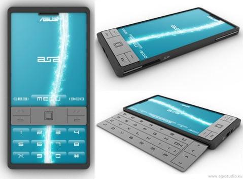 Asus Aura Concept Phone
