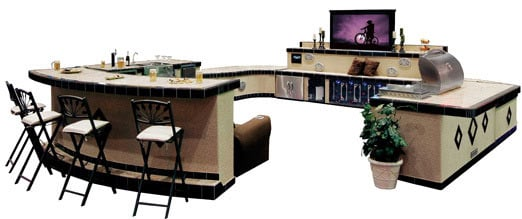 Cal Spas Ultimate Home Theater