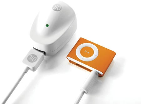 Powerbug: iPod Shuffle Charging Made Easy