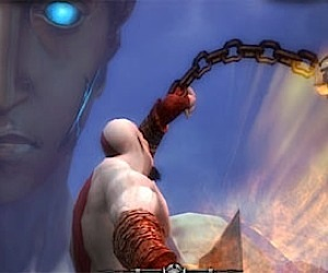 God of War 2 to Run in High Def on PS3?