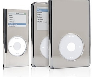 Griffin Reflect: Chrome Cases for Your iPod