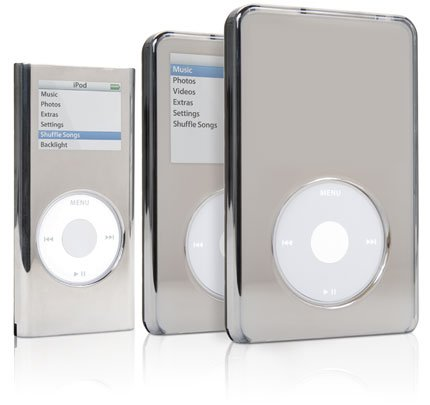 Griffin Reflect Case for iPod