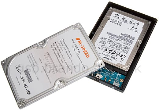 Hard Disk Hard Drive Enclosure