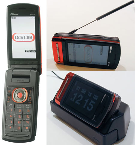 Kyocera W51K Multimedia Phone