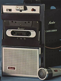 Norelco Carry-Corder 150 Portable Cassette Recorder
